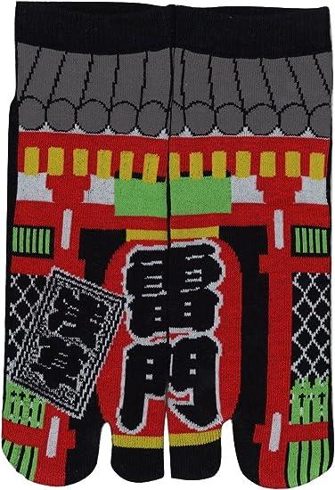 Amazon.com: Japonés Ninja Tabi calcetines shinobiya Original ...