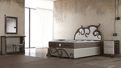 Schlichter Möbel Juego de cama con somier de diseño ...