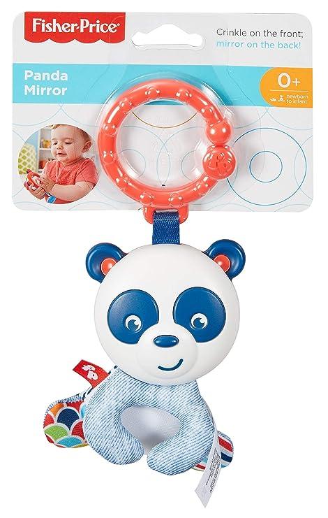 Fisher-Price On-The-Go Panda Mirror