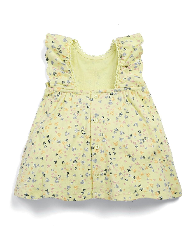 Mamas /& Papas Baby Girls Jersey Frill Dress