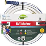 Swan Element ELMRV12050 Marine/RV Camping and Boating Water Hose 50 ft, 1/2 diameter, White