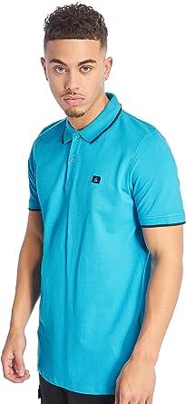JACK & JONES Hombres Camisetas Polo jjeStone: Amazon.es: Ropa y ...