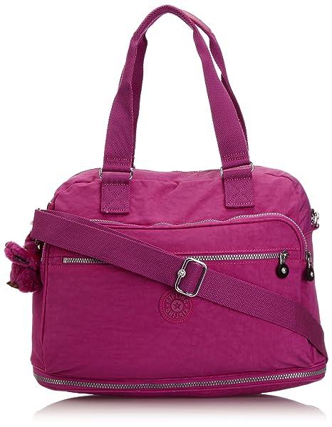 98163f9de Kipling Weekend Medium Travel Tote K1518213K Pink Orchid: Amazon.co.uk:  Luggage