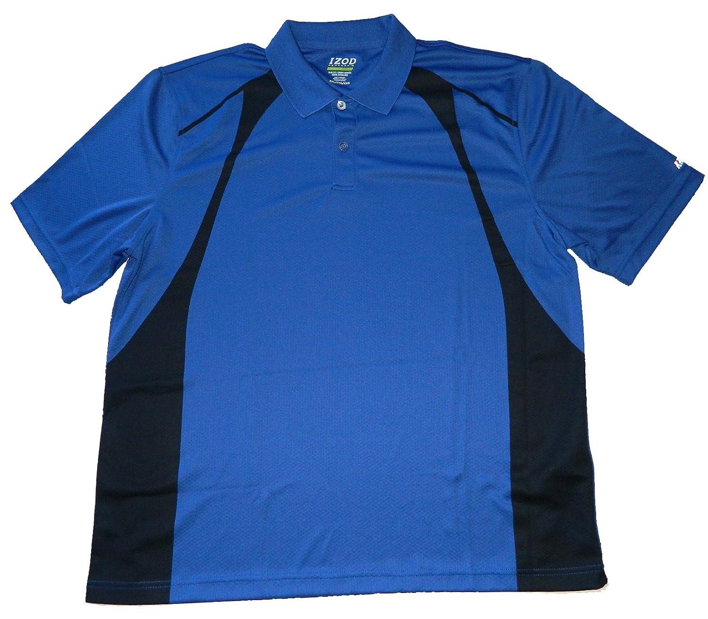 Izod Mens Performance Golf Polo Shirt At Amazon Mens Clothing Store