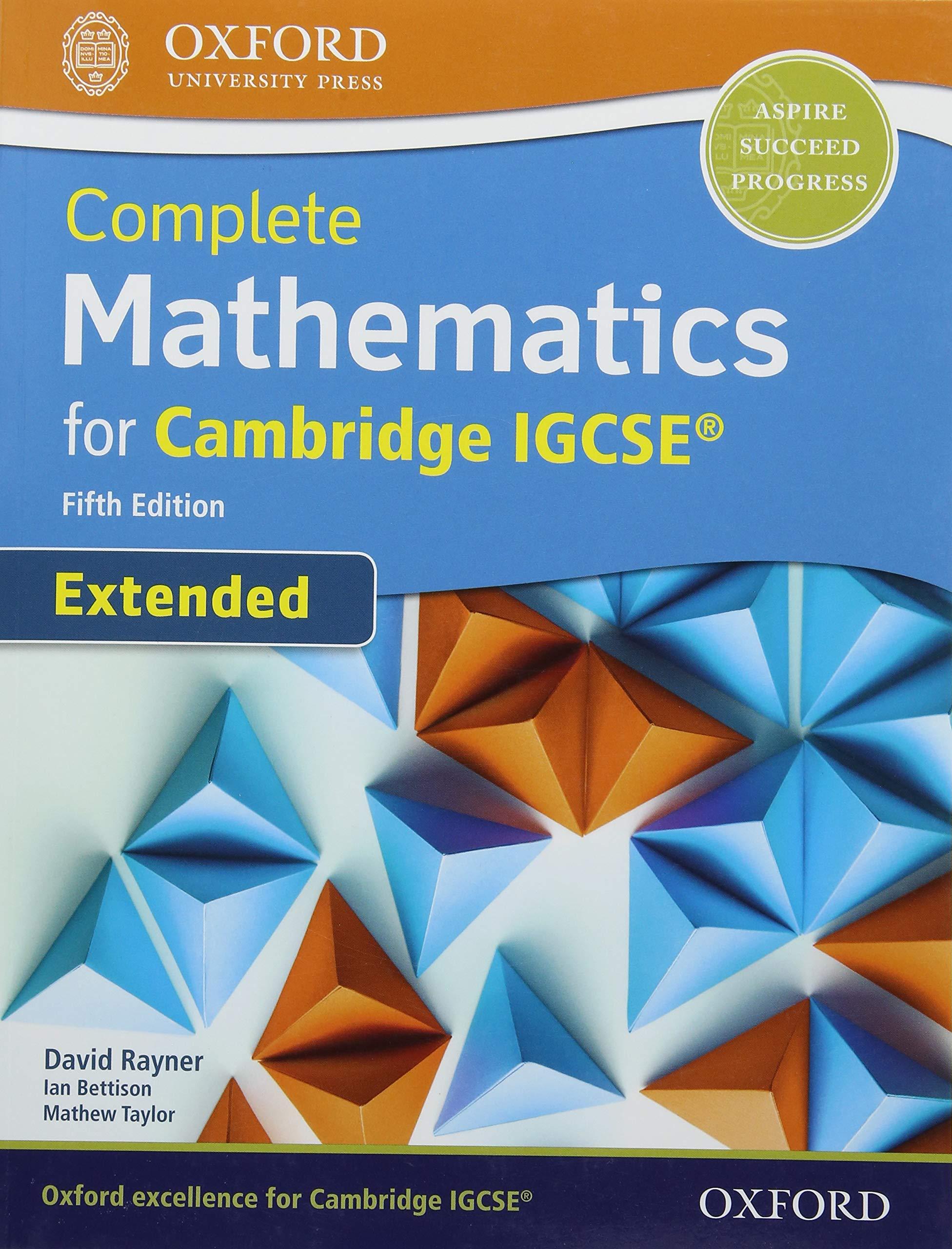 Extended mathematics for igcse david rayner e-books free