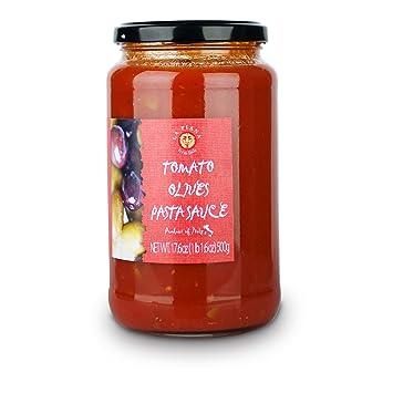 La Piana Tomato & Olive Pasta Sauce