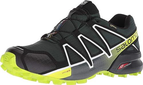 GTX Trail Running Shoes, Black, UK10