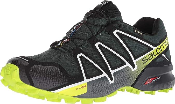 Salomon Speedcross 4 GTX, Zapatillas de Trail Running para Hombre ...