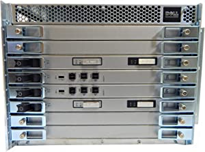 Dell PowerConnect B-DCX 4S Network Switch 2938K 2X-CP8 2x-CR4S8 2X-AC Pwr