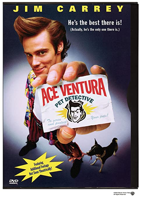 Ace Ventura Pet Detective Movies Tv
