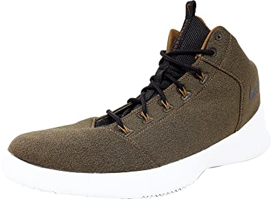 263c65e10c34eb Nike Men s 759996 200 Ankle-High Fabric Basketball Shoe - 12M  Buy Online  at Low Prices in India - Amazon.in