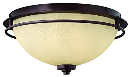 release date: e4758 95ad4 Hinkley 4721MC Transitional Two Light Flush Mount from Stowe ...