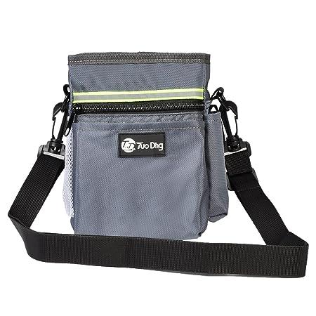 NUEVA Perro de Mascota Cachorro Entrenamiento Obediencia Agilidad Cebo Comida Merienda Tratar Bolsa Bolsa de Cintura: Amazon.es: Productos para mascotas