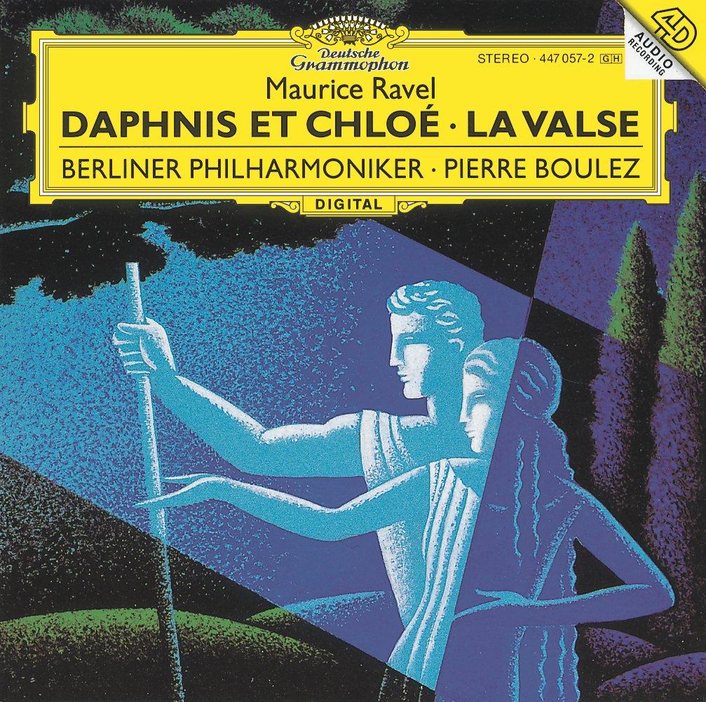 Ravel: Daphnis et Chloé; La Valse by CD