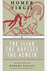 Iliad, Odyssey, and Aeneid box set: (Penguin Classics Deluxe Edition) Paperback