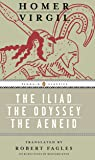 Iliad, Odyssey, and Aeneid box set: (Penguin Classics Deluxe Edition)