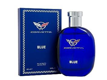 Toilette Corvette De Pour Homme Ml Vaporisateur Eau Bleu En 100 Flacon qMGUVzSp