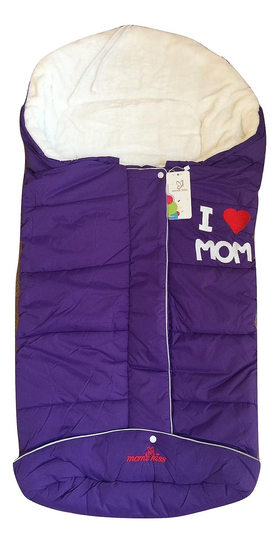 Baby Sleeping Bag Pushchair pram car seat Cosy Warm WRAP COT Blanket footmuff Blue