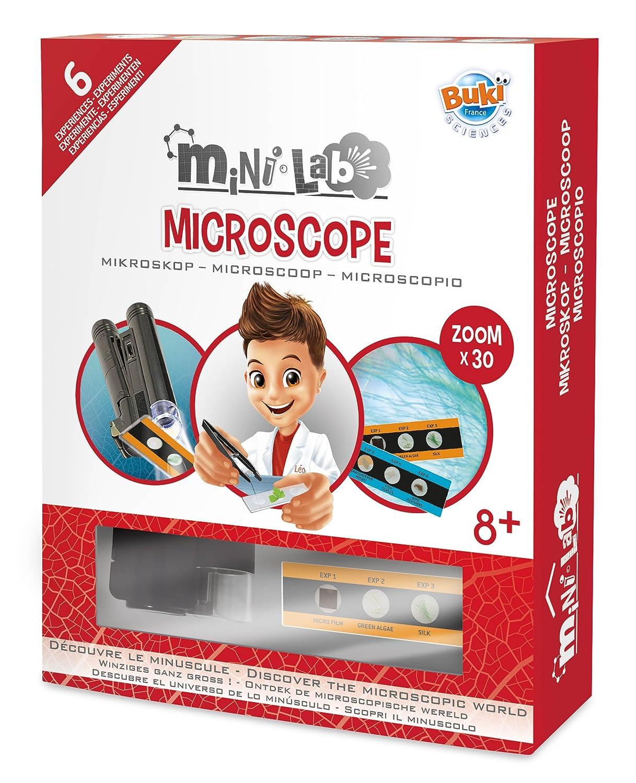 Buki - 3004 - Mini Lab Microscope