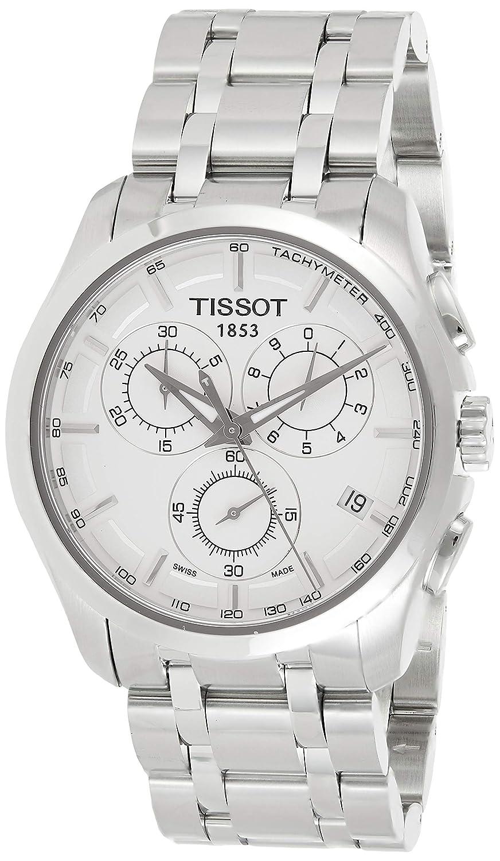 Tissot Analogue White Dial Men's Watch T035.617.11.031.00