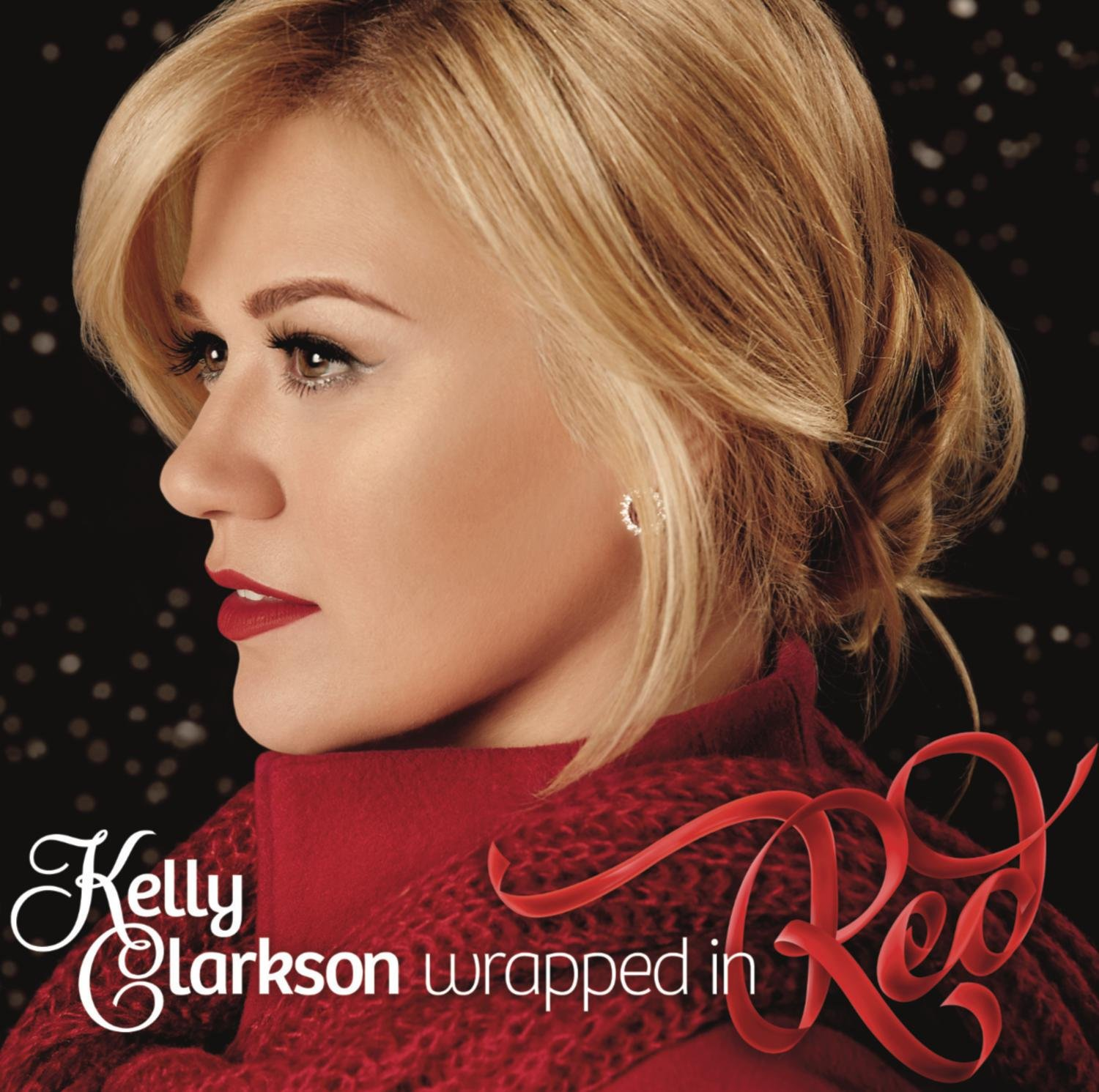 Image result for Wrapped In Red Kelly Clarkson