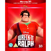 Wreck it Ralph [Blu-ray] [Region Free]