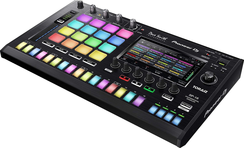 Pioneer DJ プロフェッショナルサンプラー TORAIZ SP-16 B01DVSFC14