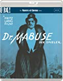 Dr. Mabuse, der Spieler. [Dr. Mabuse, the Gambler.] [Masters of Cinema] (Limited Edition Steelbook) [Blu-Ray] [UK Import]