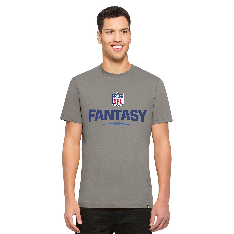 '47 NFL ファンタジー フットボール メンズ クロスタウン フランカー MVP Tシャツ XL ウルフグレー ドラフト   B01GH7YF78