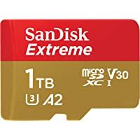 Deals on SanDisk 1TB Extreme MicroSDXC UHS-I Memory Card