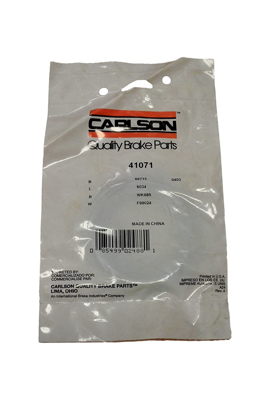 Carlson Quality Brake Parts 41071 Caliper Repair Kit