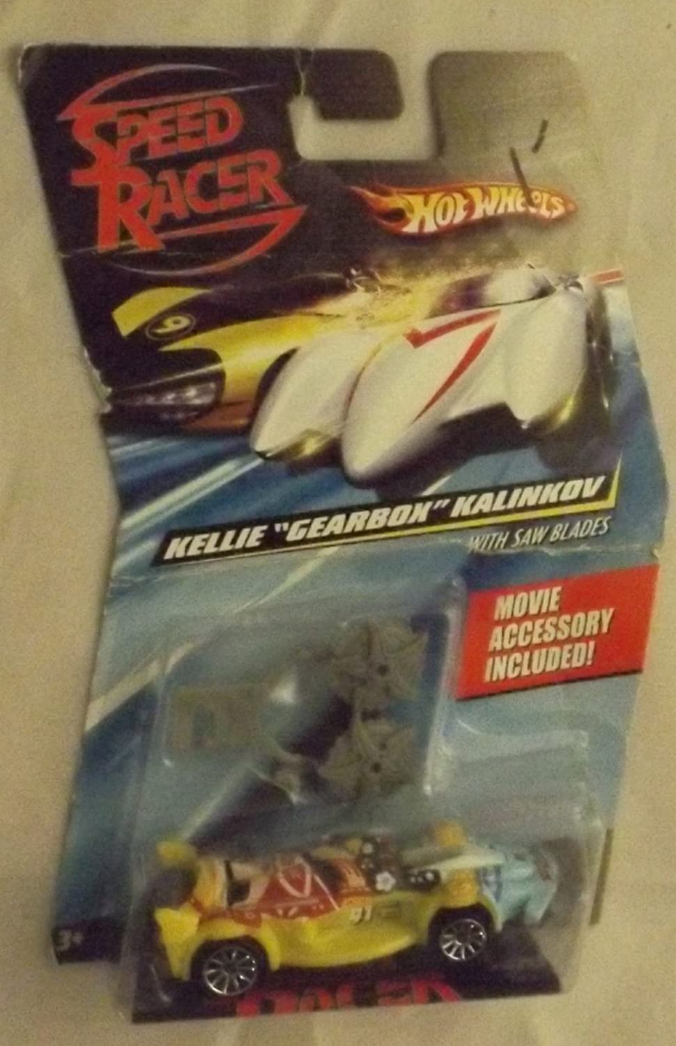 Speed Racer 1:64 Die Cast Hot Wheels Car Kellie Gearbox by Kalinkov by Gearbox Hot Wheels 4bed87