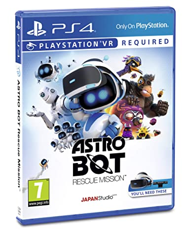 Astro Bot Rescue Mission (Psvr) by Sony
