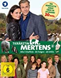 Tierärztin Dr. Mertens - Komplett-Box (Staffel 1-5) [20 DVDs]
