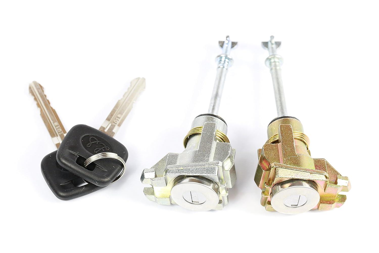United Auto Supplies UAS-3722 Door Lock Cylinder