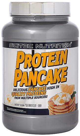 Scitec Nutrition Protein Pancake Mix   1036 G, Cottage Cheese Orange