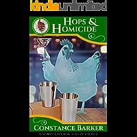 Hops and Homicide (Grumpy Chicken Irish Pub Series Book 6)