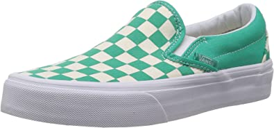 Vans Classic Slip-on Checkerboard Shoe