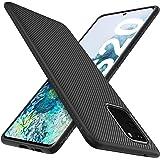 iBetter Diseño para Samsung Galaxy S20 Funda, Fina de Silicona [Resistente a los arañazos ] Funda para Samsung Galaxy…