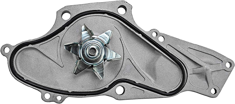 Accord MDX Odyssey Pilot Acura /& Saturn Vehicles Vue 3.5 19200-RDM-A02 19200-RDV-J01 Timing Belt /& Water Pump Kit 3.0 Compatible with Honda Replaces TKH002 TCKWP329 RL TL 3.7