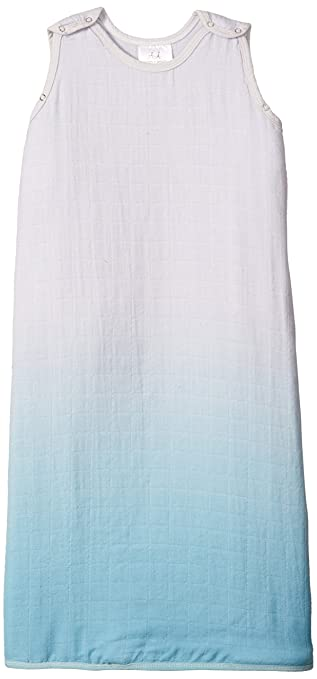 Amazon.com: aden + anais Merino Muslin Sleeping Bag, Horizon, Small: Baby