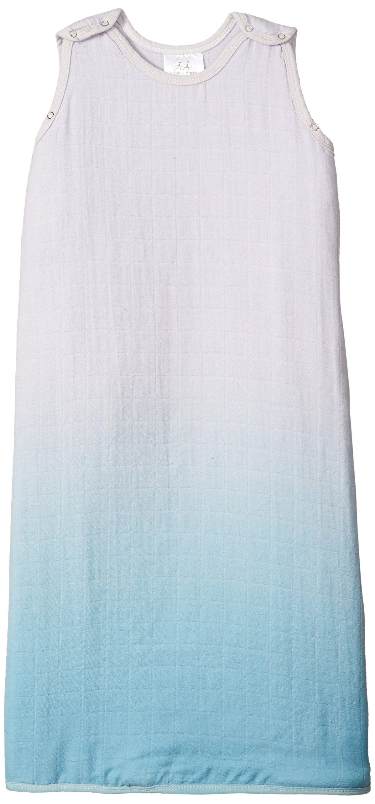 aden + anais Merino Muslin Sleeping Bag, Seaside, Small by aden + anais (Image #1)