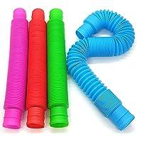 Deals on BunMo Pop Tubes Sensory Toys
