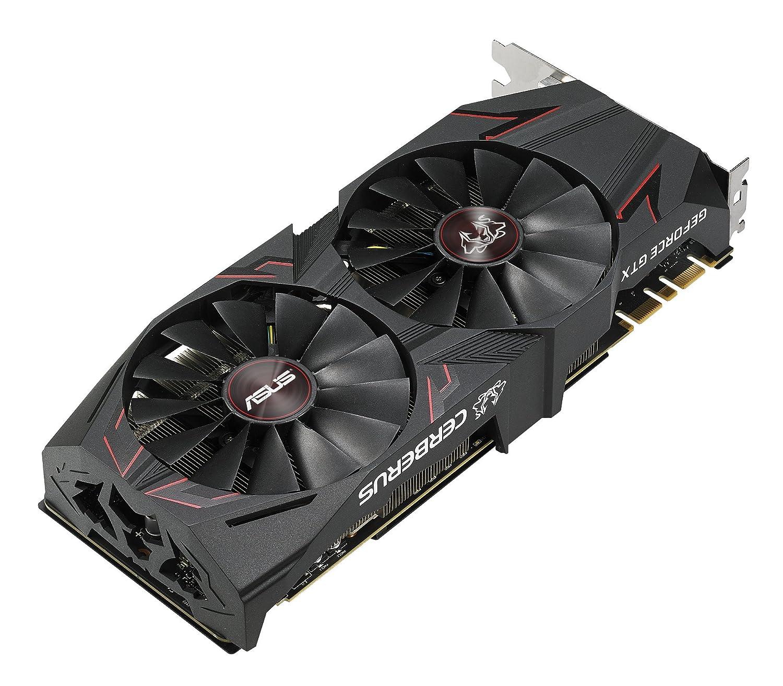 ASUS CERBERUS-GTX1070TI-A8G GeForce GTX 1070 Ti 8 GB GDDR5 ...