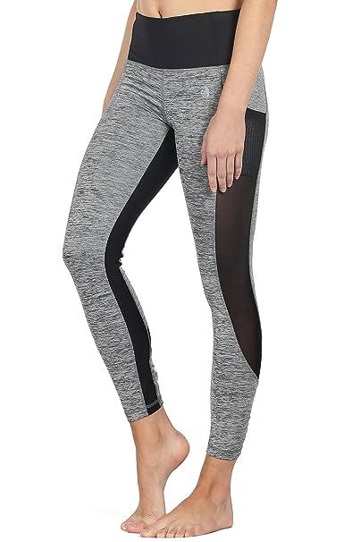 mejores telas rico y magnífico clásico icyzone Leggings para Damas Pantalones Deportivos Largos ...