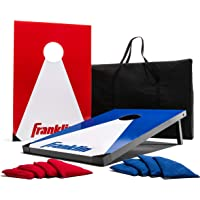 Franklin Sports Cornhole Set — Includes 2 Targets, 8 Regulation Bean Bags, and Carry Bag