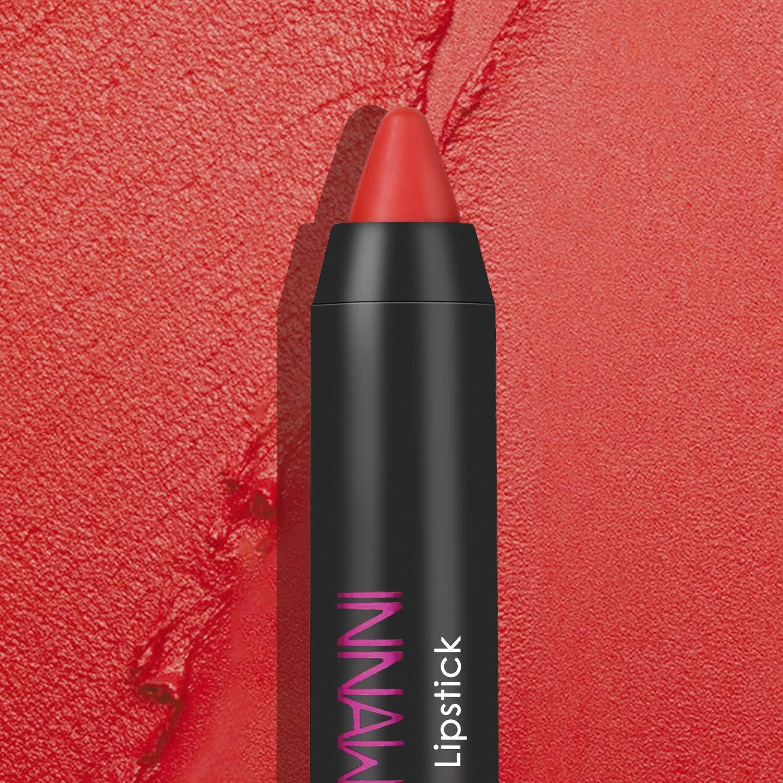 ISENPENK 12pcs Rossetti Set Lipstick Matte Set Lunga Durata Impermeabile Rossetto Rosso Trucco Professionale Confezione da Regalo Rossetti-Set-Matte
