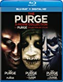 The Purge: 3-Movie Collection [Blu-ray] (Sous-titres français)