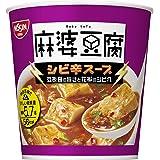 日清 麻婆豆腐 シビ辛スープ 15g×6個