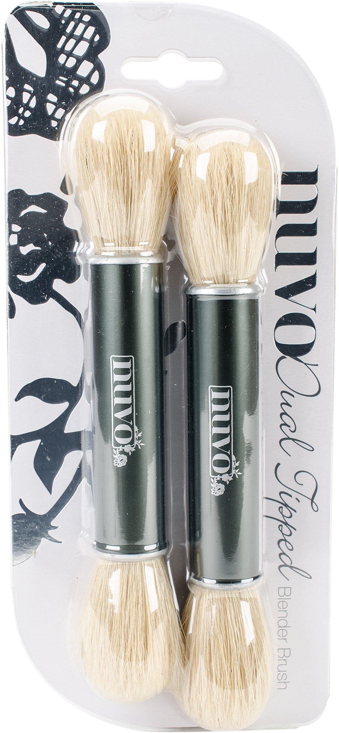 TONIC STUDIOS 979N Nuvo Duel Ended Blender Brush